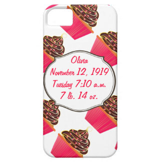 Cupcakes Barely There iPhone 5 Case
