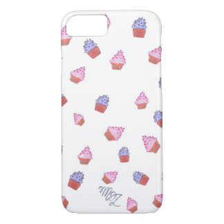 Cupcakes by Ania iPhone 7 Case