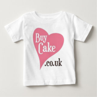 Cupcakes By Post By BuyCake.co.uk Baby T-Shirt