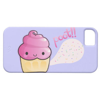 Cupcakes Fart Sprinkles iPhone 5 Case