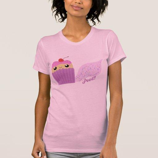 Cupcakes Fart Sprinkles Tshirts
