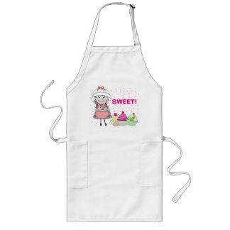 CUPCAKES GALORE APRON - MELODY THE BAKER - SWEET