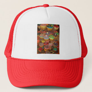 Cupcakes galore trucker hat