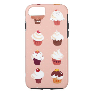 Cupcakes iPhone 8/7 Case