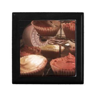 cupcakes jewelry box