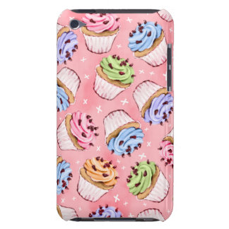 Cupcakes Kisses iPod Case-Mate Cases