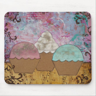Cupcakes Mousemat Mouse Pad