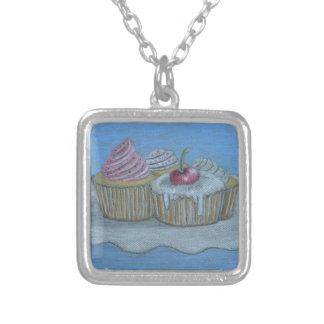 cupcakes necklaces