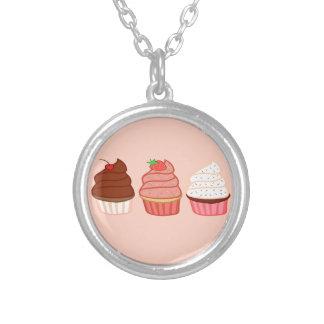 Cupcakes Pendant