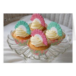 Cupcakes Notecard