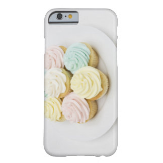 Cupcakes on White Plate Barely There iPhone 6 Case