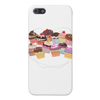 Cupcakes paradise iPhone 5 case