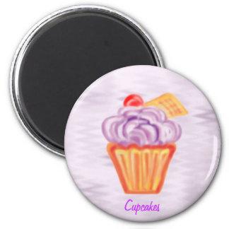 Cupcakes Refrigerator Magnet
