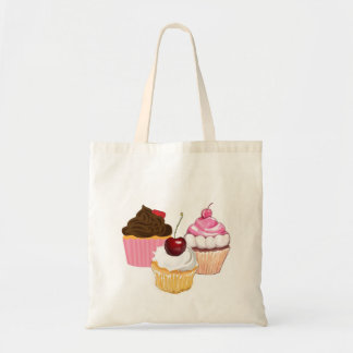 Cupcakes Shopping Tote