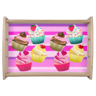cupcakes,supper,tea party,afternoon snack,tea time serving tray