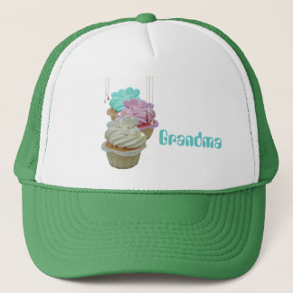 Cupcakes with Bling! Trucker Hat