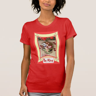 Cupid and hearts T-Shirt