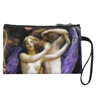 Cupid and Psyche Wristlet Purses
