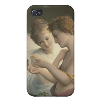 Cupid and Psyche Cases For iPhone 4