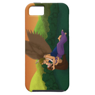 Cupid and Psyche reunited iPhone 5 Cases
