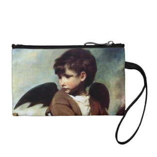 Cupid as a Link Boy Coin Wallets