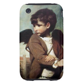 Cupid as a Link Boy Tough iPhone 3 Covers