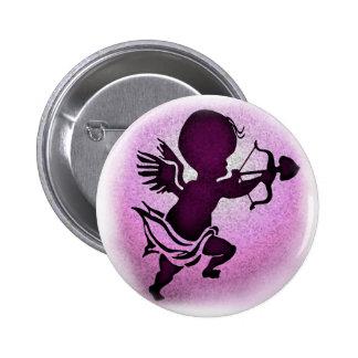 Cupid 6 Cm Round Badge