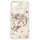 Cupid Bow and Arrow Barely There iPhone 5 Case