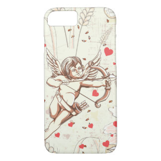 Cupid Bow and Arrow iPhone 7 Case