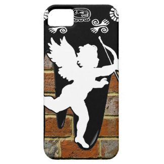 CUPID BRICK BACKGROUND PRODUCTS iPhone 5 CASE