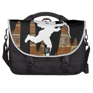 CUPID BRICK BACKGROUND PRODUCTS COMMUTER BAGS