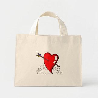 Cupid Calling Tote Bag