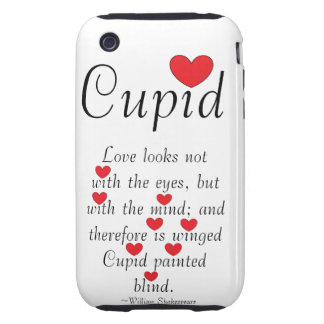 Cupid Case Mate Case iPhone 3 Tough Case