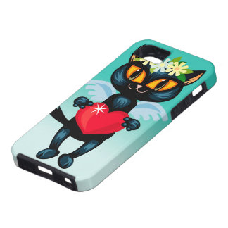 Cupid Cat Case For The iPhone 5