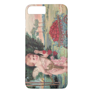 Cupid Cherub Heart Wagon Bow Arrow iPhone 7 Plus Case
