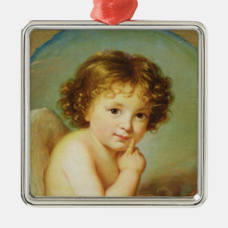 Cupid Christmas Ornament