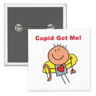 Cupid Got Me Button