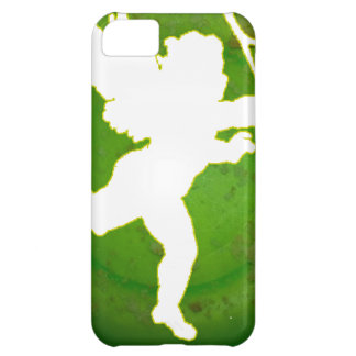 CUPID GREEN BACKGROUND PRODUCTS iPhone 5C COVERS