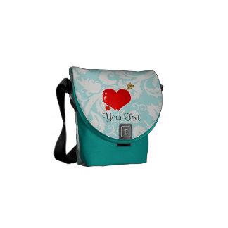 Cupid Heart Arrow Cute Messenger Bag
