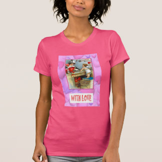 Cupid in the bedroom T-Shirt
