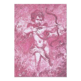 Cupid Invitation Card