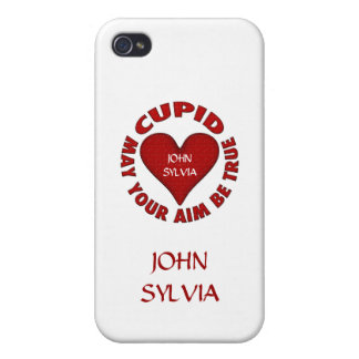 Cupid iPhone 4 Covers