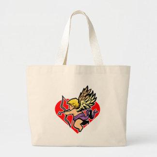 Cupid Large Tote Bag