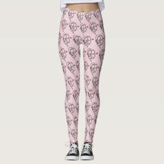 Cupid love leggings