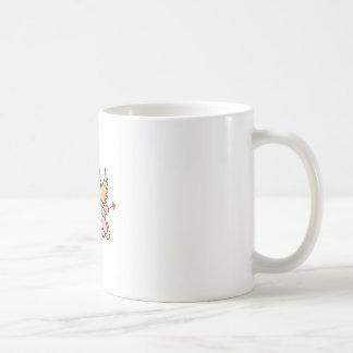 CUPID CLASSIC WHITE COFFEE MUG