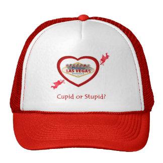Cupid or Stupid? Las Vegas Cap