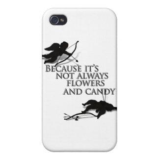 Cupid s Last Duel iPhone 4 Cases
