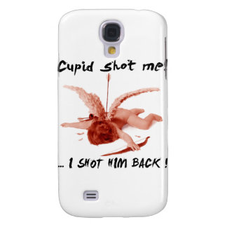 cupid shot me galaxy s4 cases
