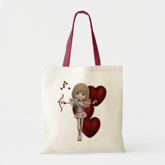 Cupid  Small Tote Bag