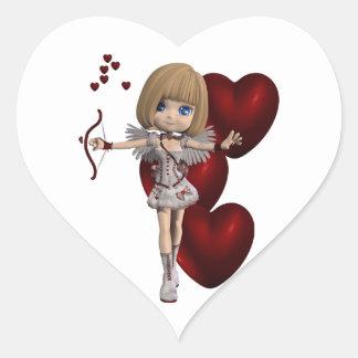 Cupid Stickers